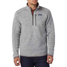 Patagonia Better Sweater 1/4 Zip Herr stonewash